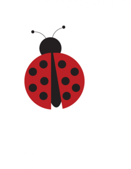 Ladybug clipart simple. Download ladybird beetle clip