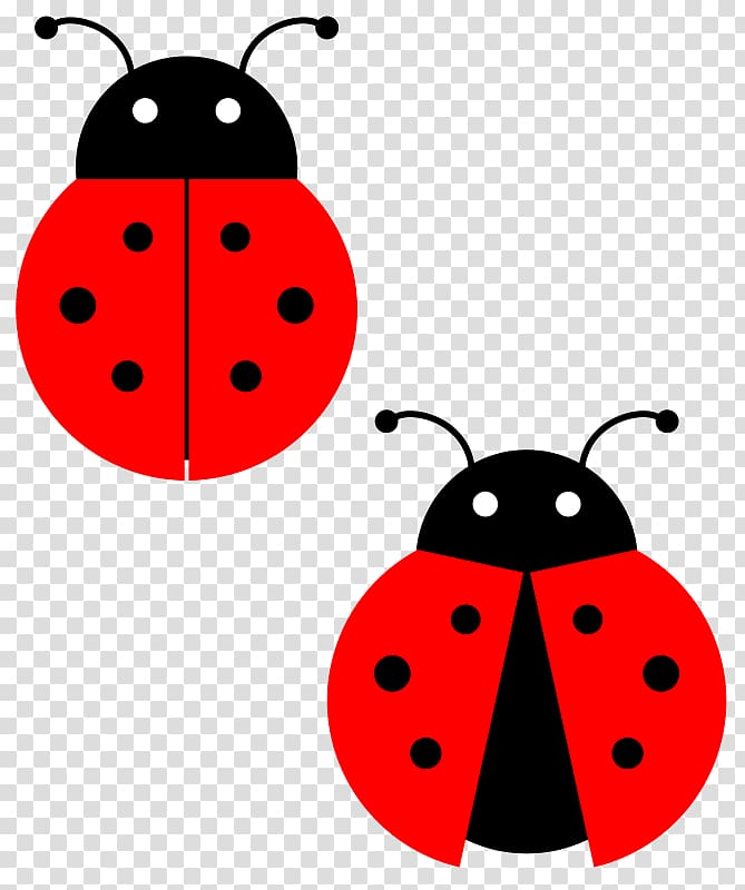 Ladybugs clipart simple shape. Drawing ladybird free content