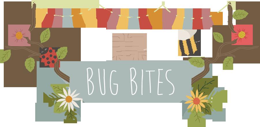 Bug bites bugs dirt. Ladybugs clipart spotless