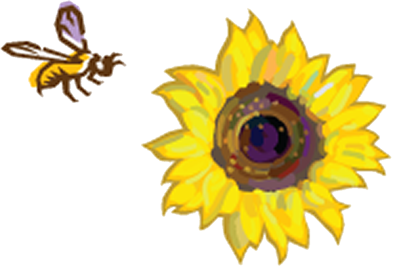 Ladybug clipart sunflower. Join the hunt for