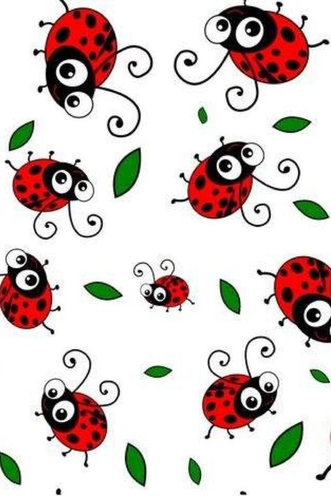 Iphone cellphone wallpapers baby. Ladybug clipart wallpaper