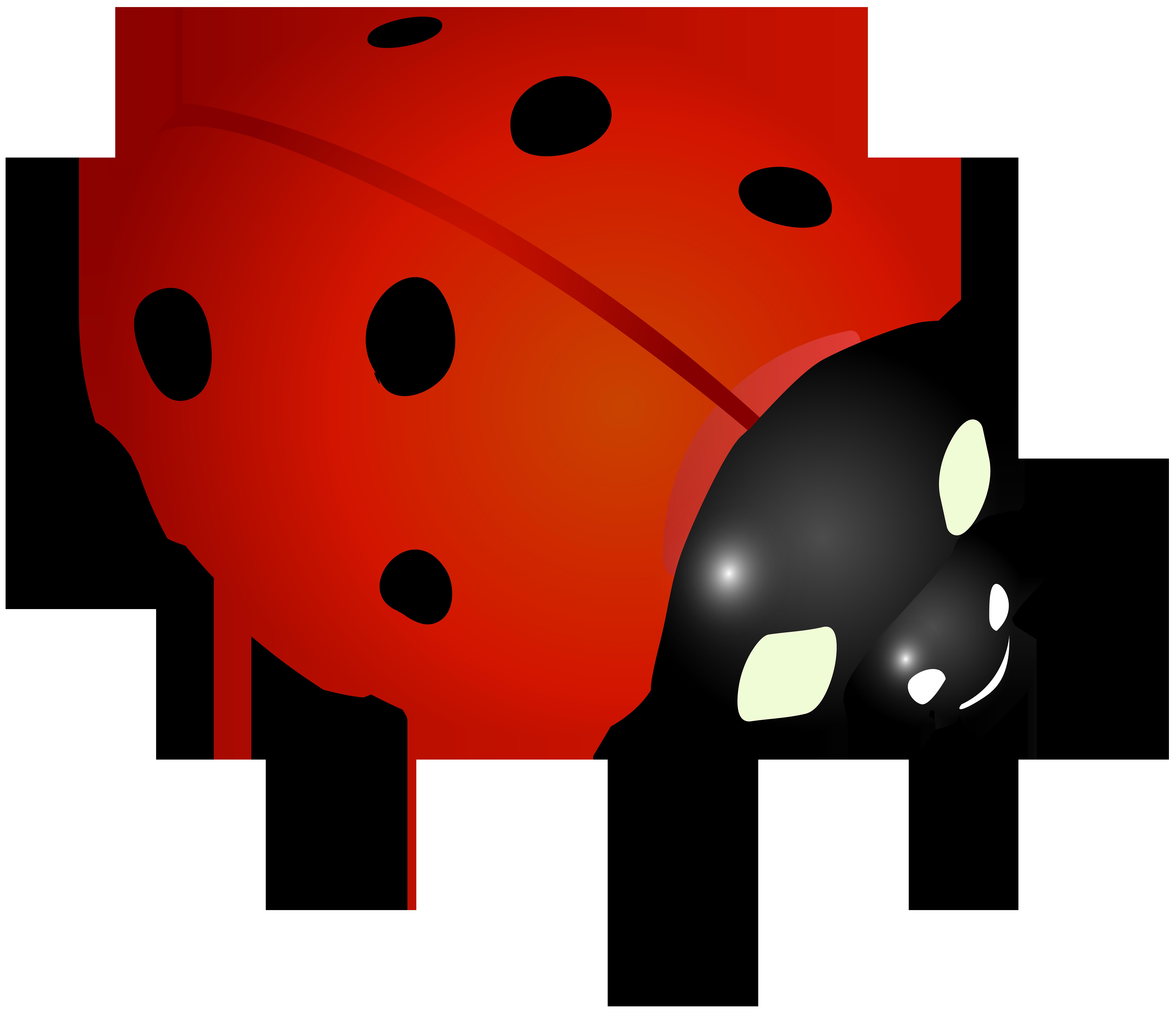 Ladybugs clipart transparent background. Ladybug clip art image