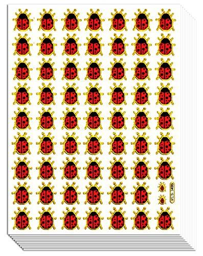 Ladybug sheets or ladybird. Ladybugs clipart 10 orange