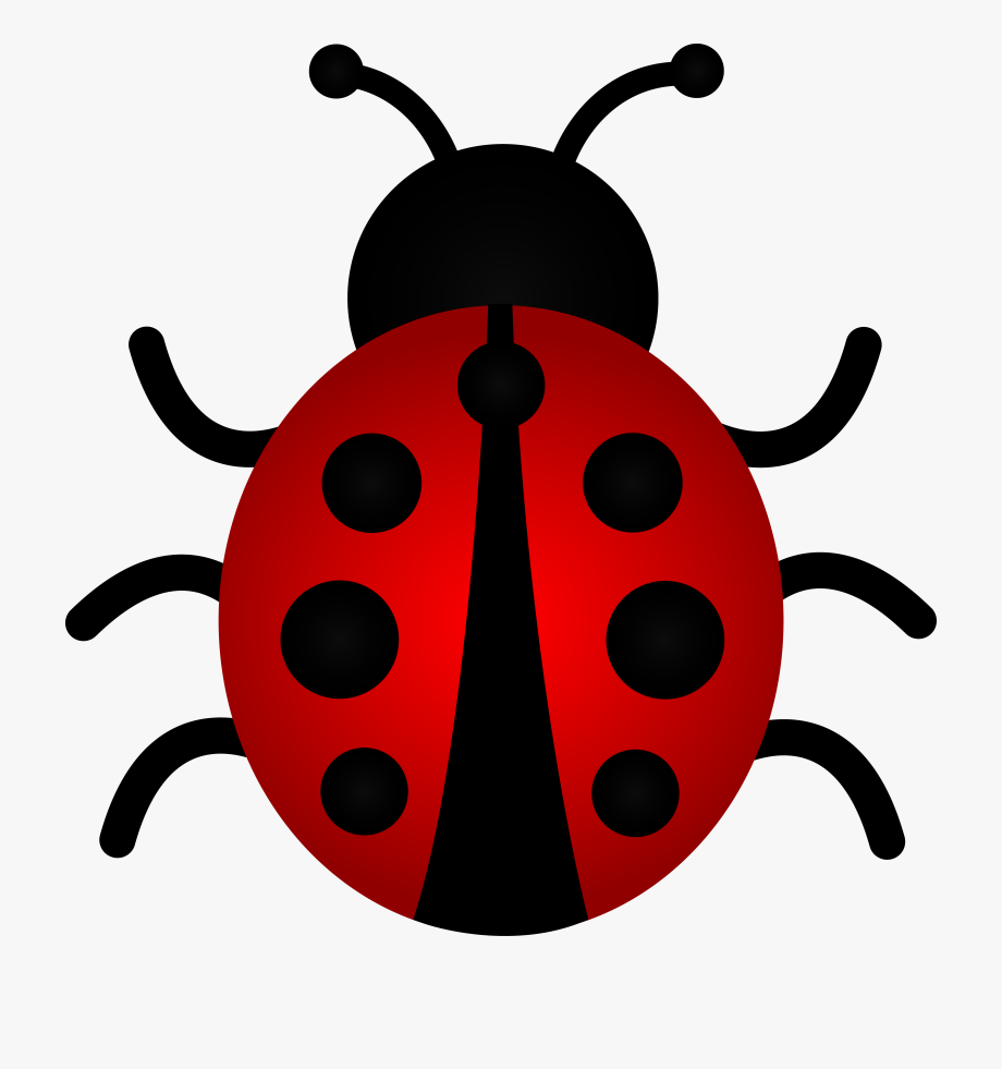 Ladybug clipart cartoon. Free ladybird transparent