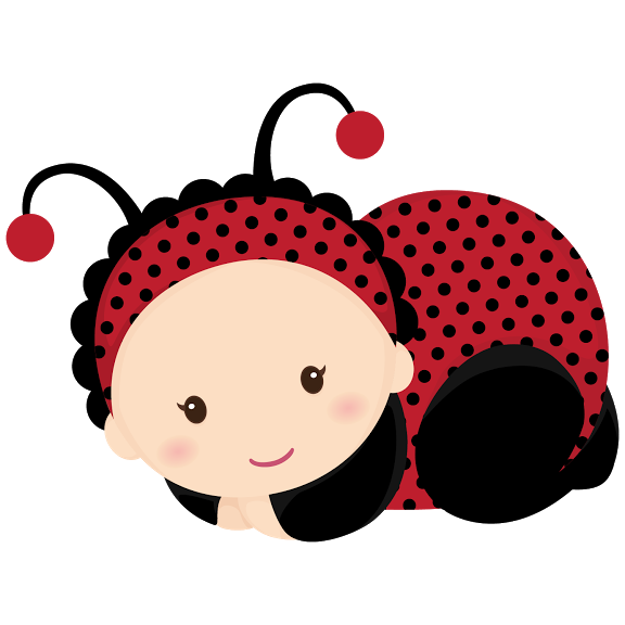 Ladybugs clipart baby shower. Pin by marina on