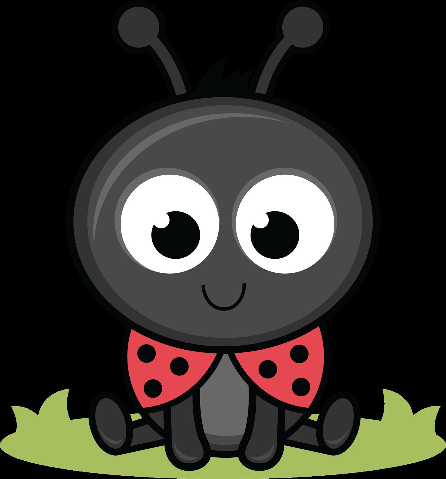 Little ladybird clip art. Ladybugs clipart bee
