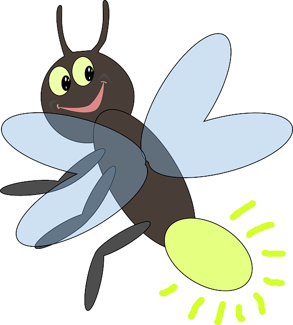 Insect garden free best. Ladybugs clipart gambar