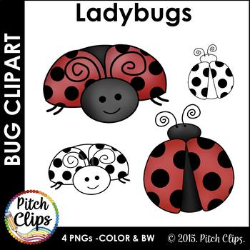 Ladybugs clipart item. Ladybug love clip art