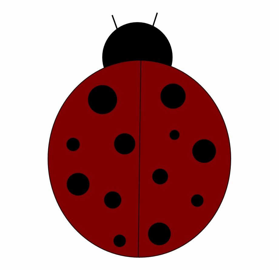 Ladybugs clipart ladybug wing. Free clip art ladybird