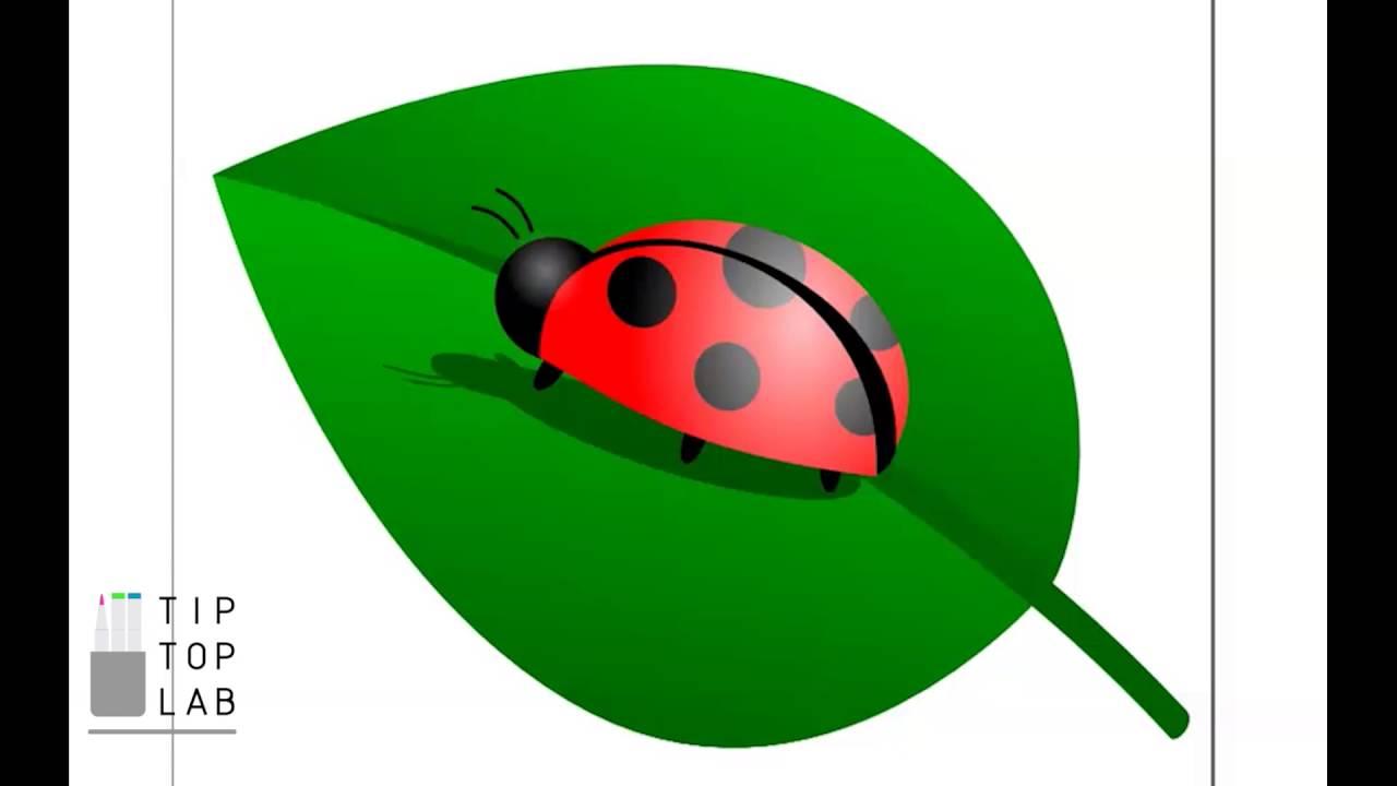 Ladybugs clipart leaf clip art. Ladybug x free stock