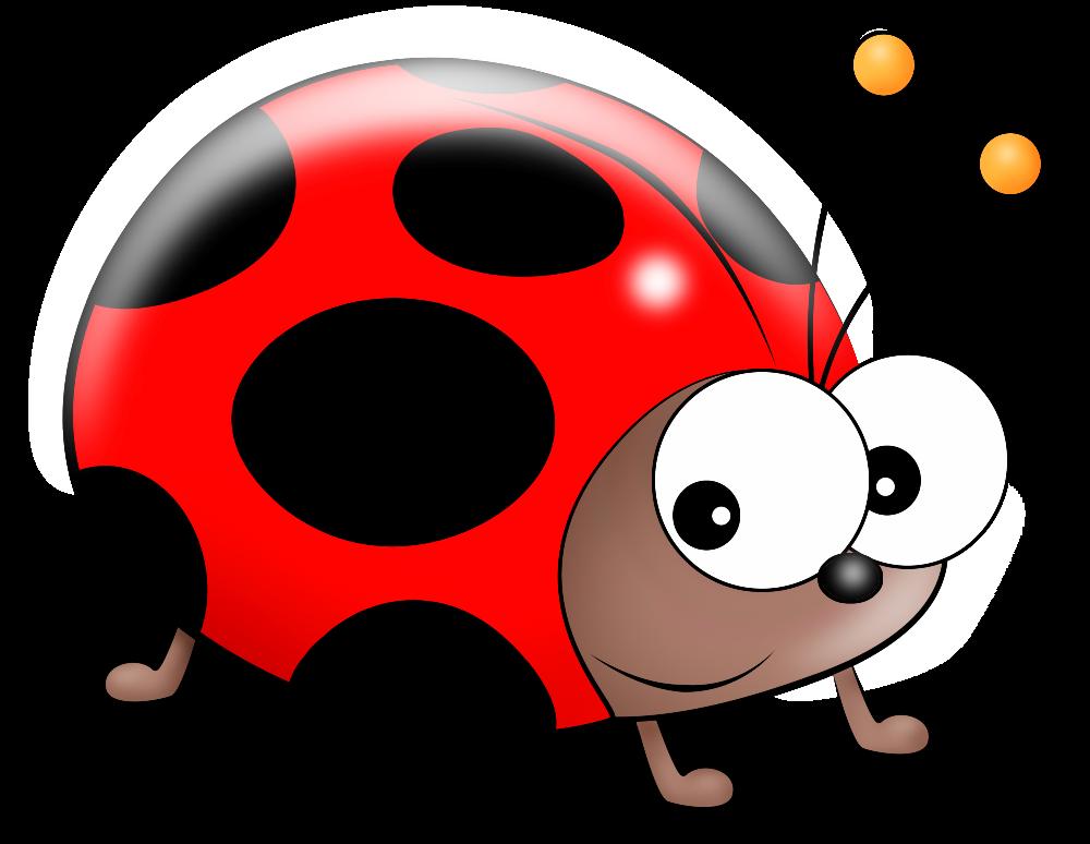 S png joaninhas em. Ladybugs clipart one object
