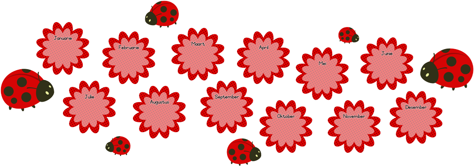Picture of flowers birthday. Ladybugs clipart september flower