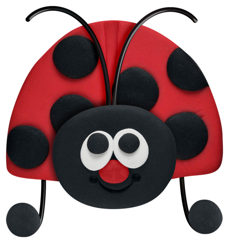 clip art pinterest. Ladybugs clipart side view
