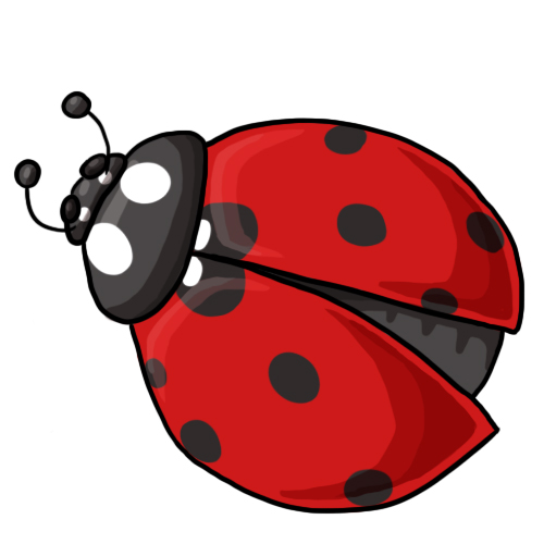 Ladybugs clipart.  free ladybug clip