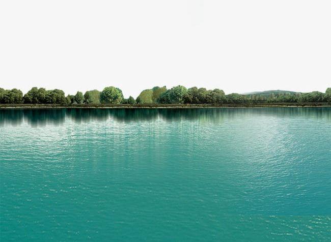 Png blue . Lake clipart beautiful lake