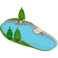 Lake clipart cute. Download free png photo