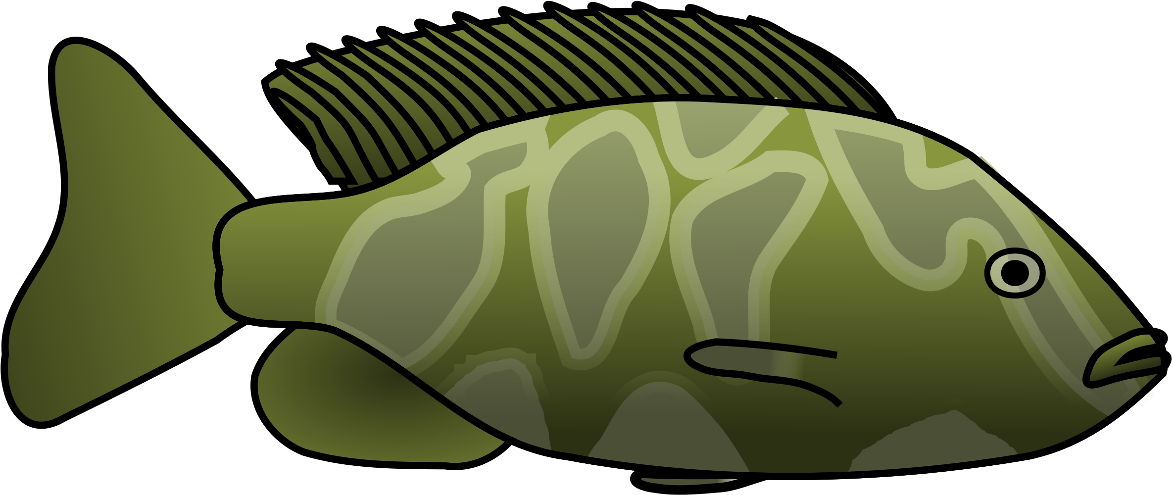 Fishing clip art green. Lake clipart fish clipart