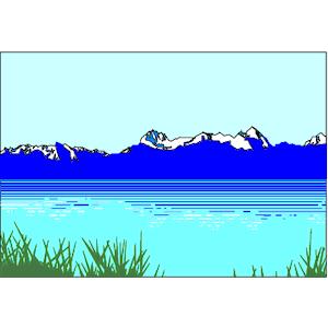 With fish wikiclipart . Lake clipart fishing lake