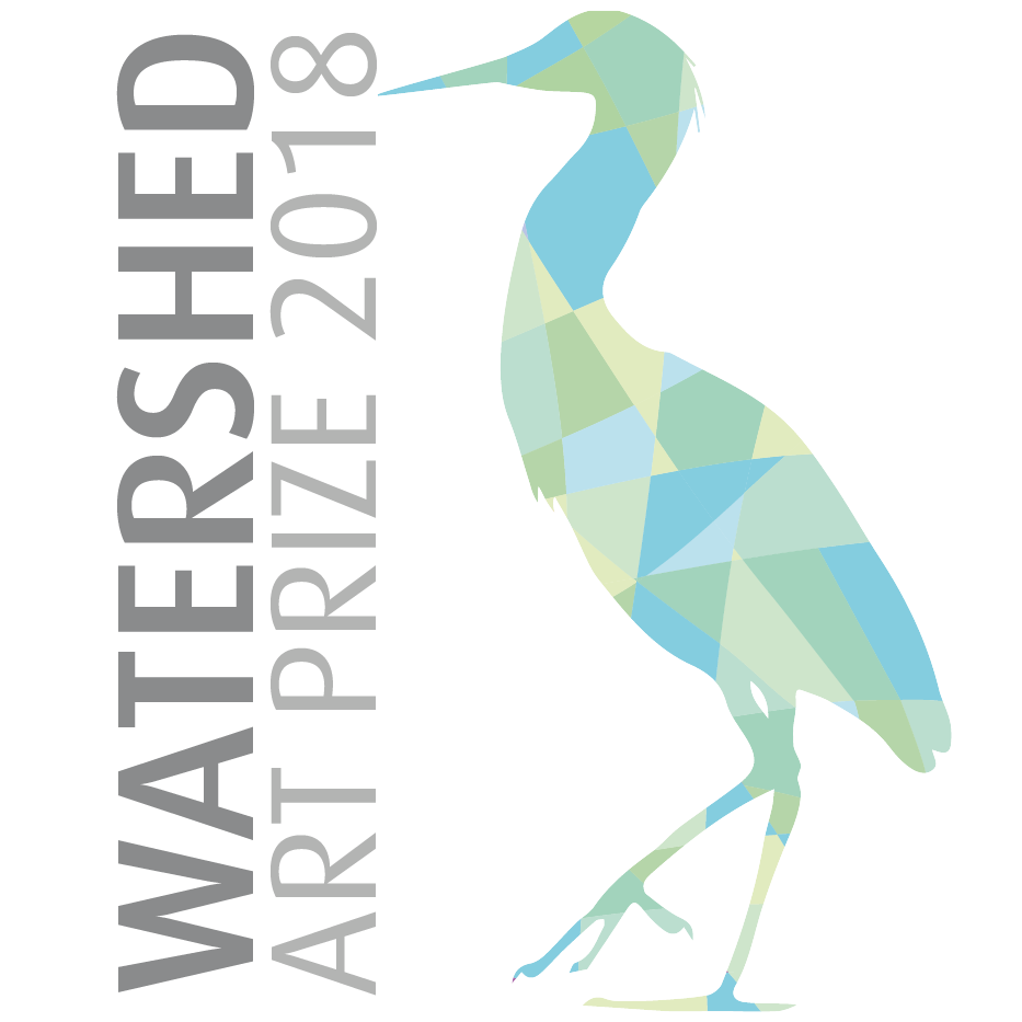 watershed art prize. Stork clipart heron