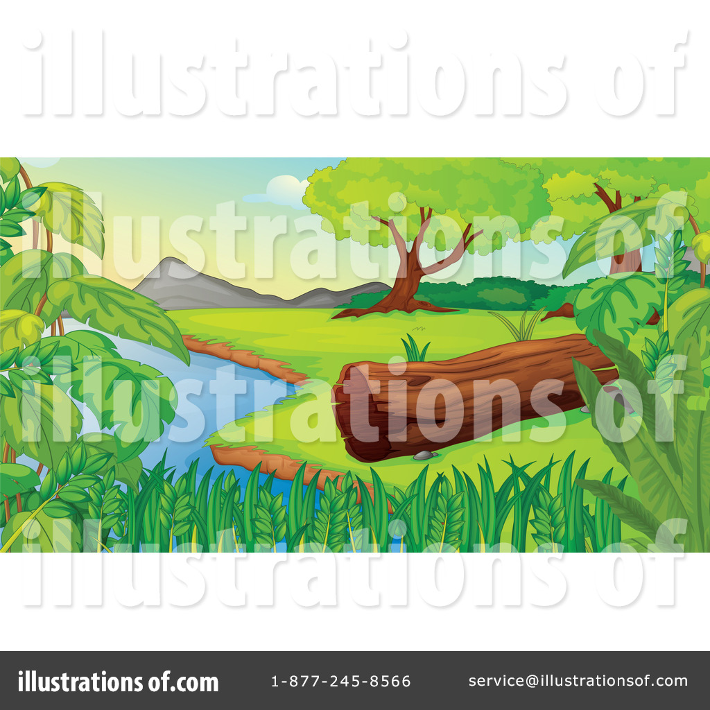 Lake clipart illustration. By graphics rf