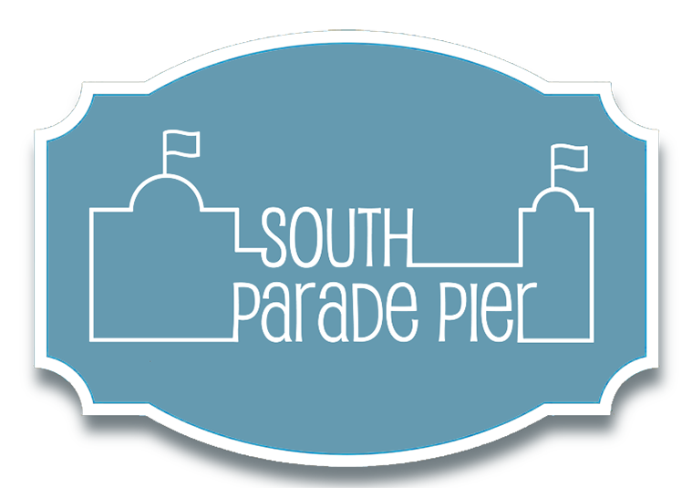 South parade . Lake clipart pier