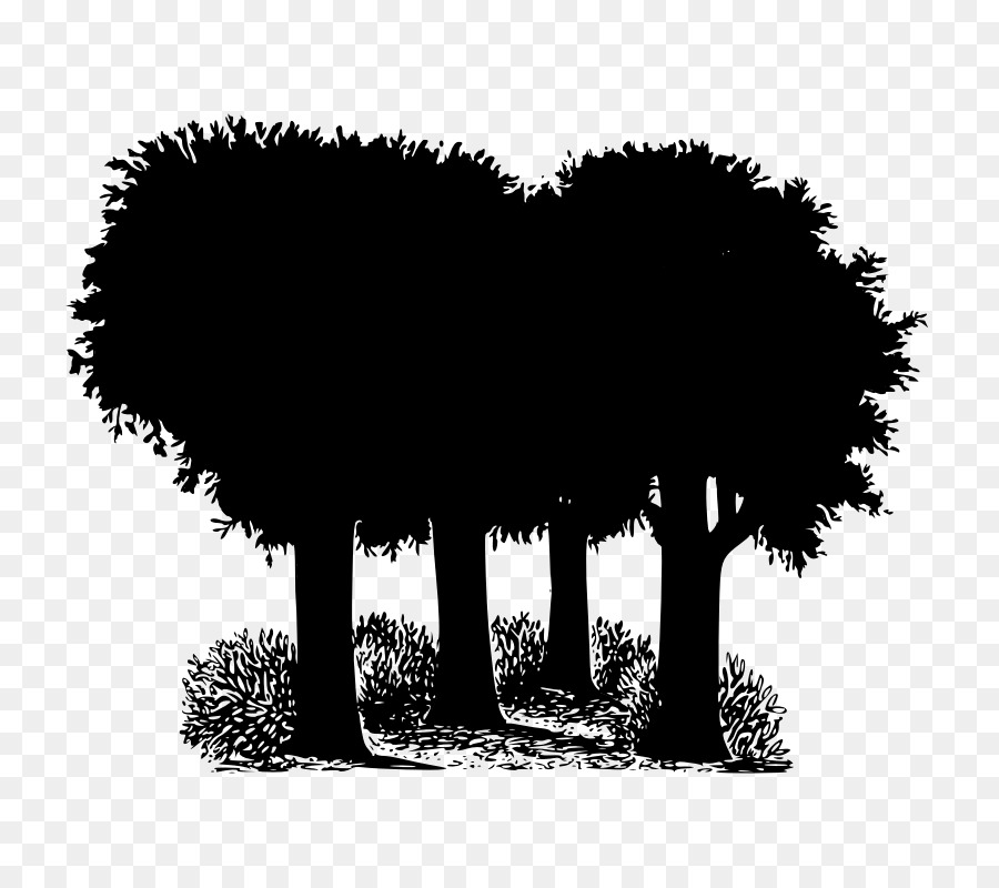 Lake clipart silhouette. Clip art forest png