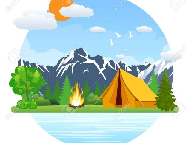 Free pond reed download. Lake clipart summer lake