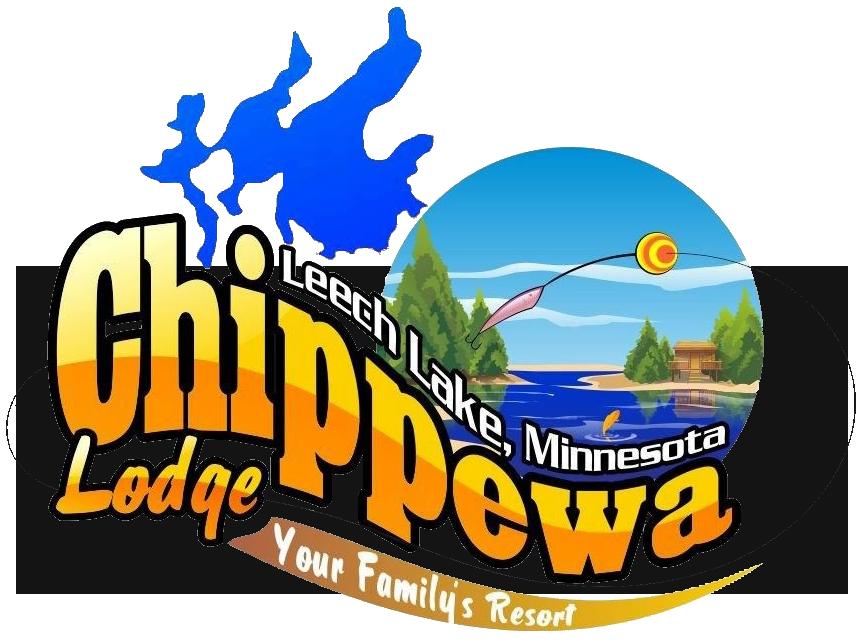 Lake clipart vacation lake. Chippewa lodge resort leech