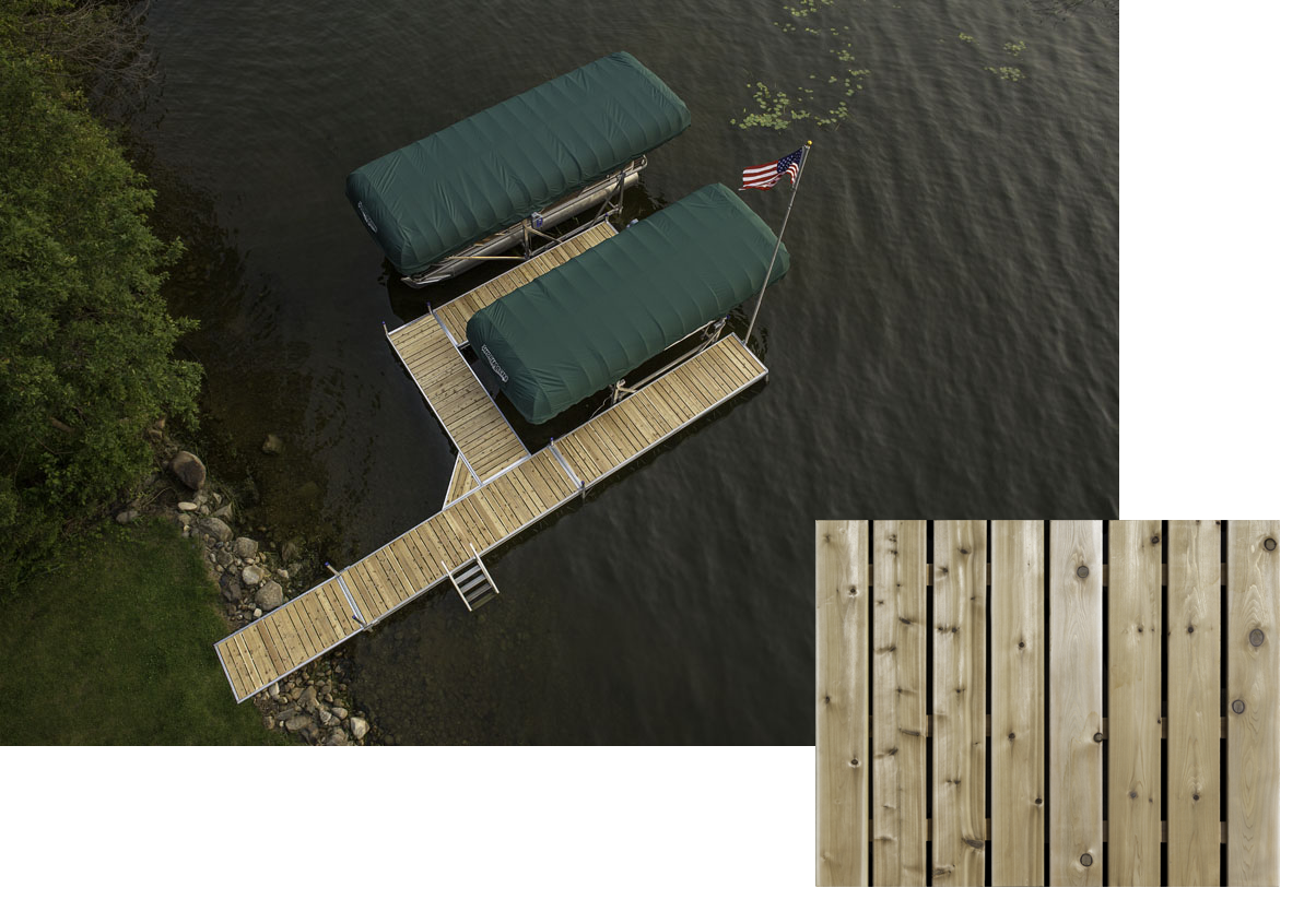 Shoremaster docks area and. Lake clipart wooden dock