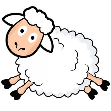 Images png format clip. Lamb clipart