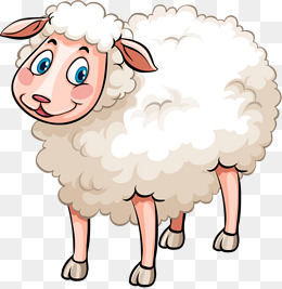 Free download clip art. Lamb clipart animated