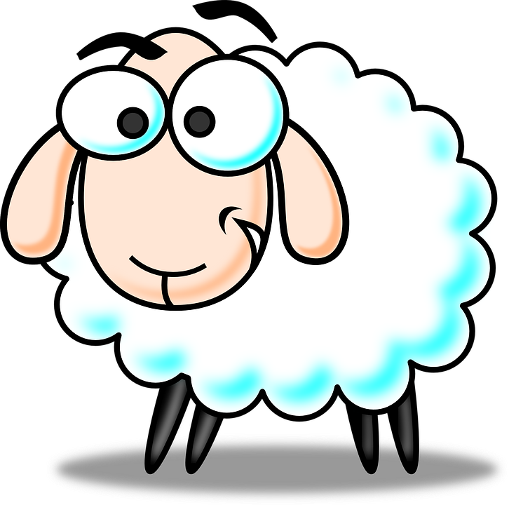 Places sheep explore pictures. Lamb clipart baby shower