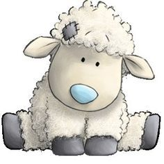 Lamb clipart baby shower. Sheep themes ideas drawing
