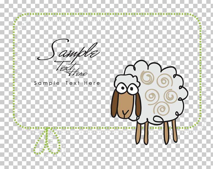Lamb clipart border. Sheep drawing png area
