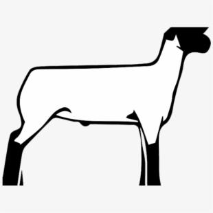 Clip art free . Lamb clipart club lamb