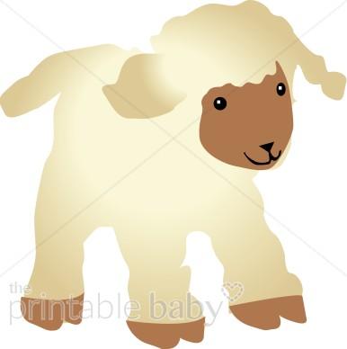 Lamb clipart file. Barnyard