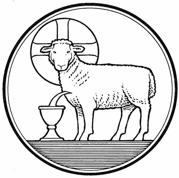 Easter google search liturgical. Lamb clipart jesus lamb god