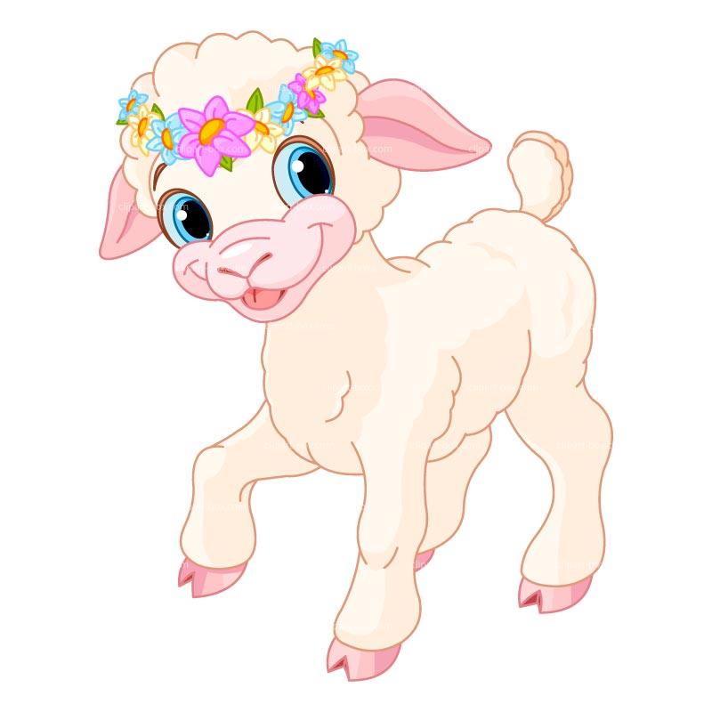 Lamb clipart lam. Free baby sheep cliparts