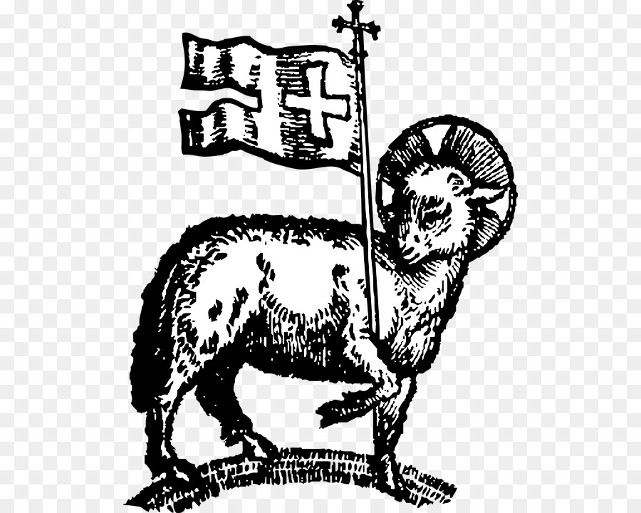 Cartoon sheep art transparent. Lamb clipart lamb sacrifice