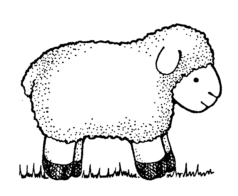 Lamb clipart lost sheep. Free white cliparts download