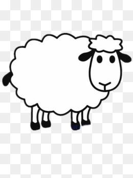 Sheep png vectors psd. Lamb clipart meek