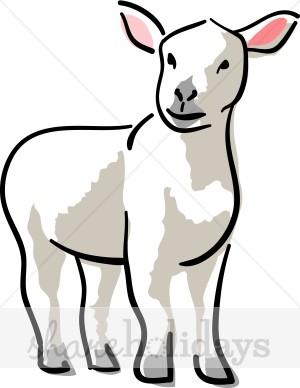 Lamb clipart passover lamb. Download free clip art