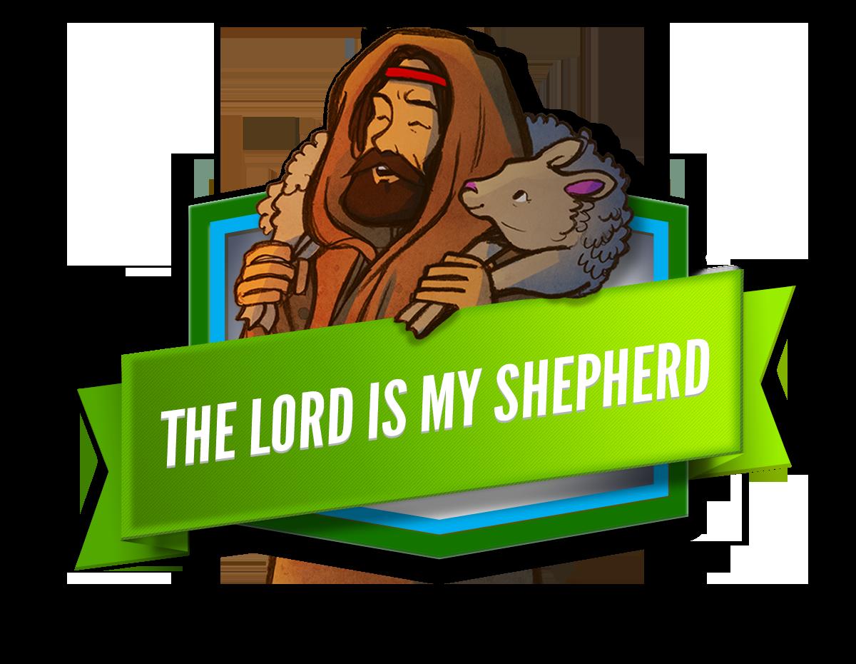 lamb clipart psalm 23