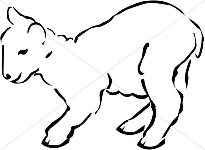 Lamb clipart religious. Christian shepherd good images