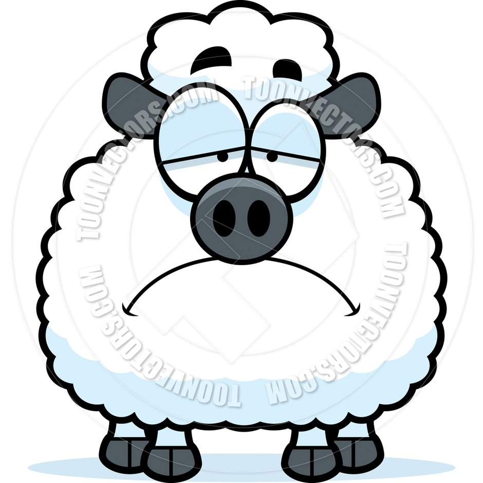 Little free download best. Lamb clipart sad