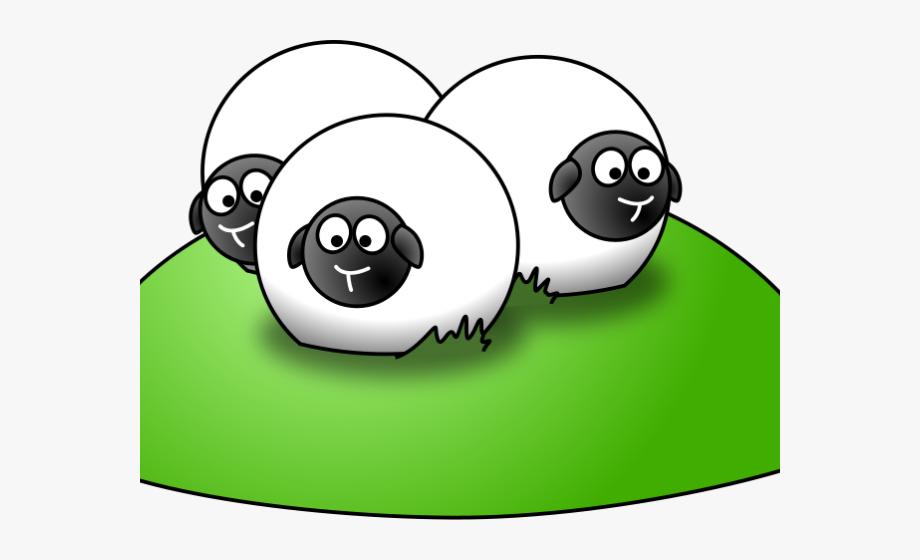 Cartoon sheep free cliparts. Lamb clipart scared