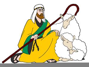 Of shepherds and sheep. Lamb clipart shepherd