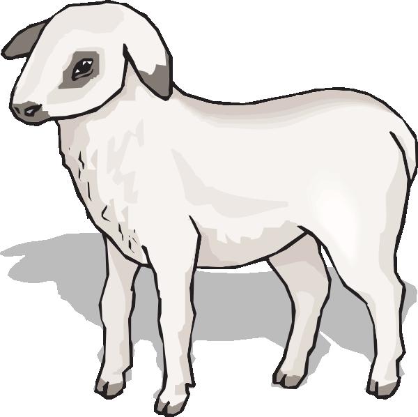 Lamb clipart svg. Png digital instant download
