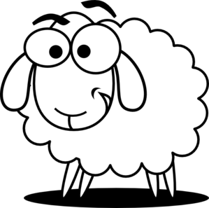 Lamb clipart vector. Eid sheep clip art