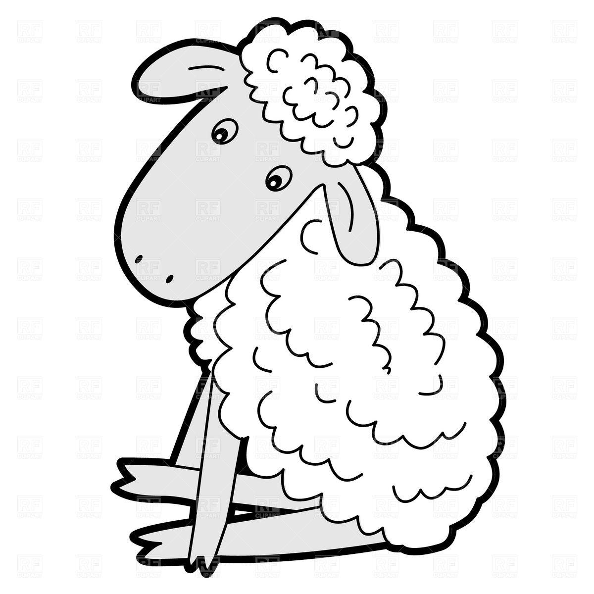Lamb clipart vertebrate. Free panda images